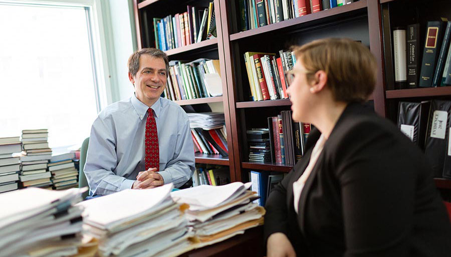 Curriculum at New England Law | Boston
